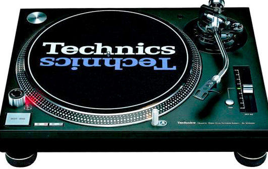 Location platine vinyle DJ - TECHNICS - SL 1210 MK2 - PARIS