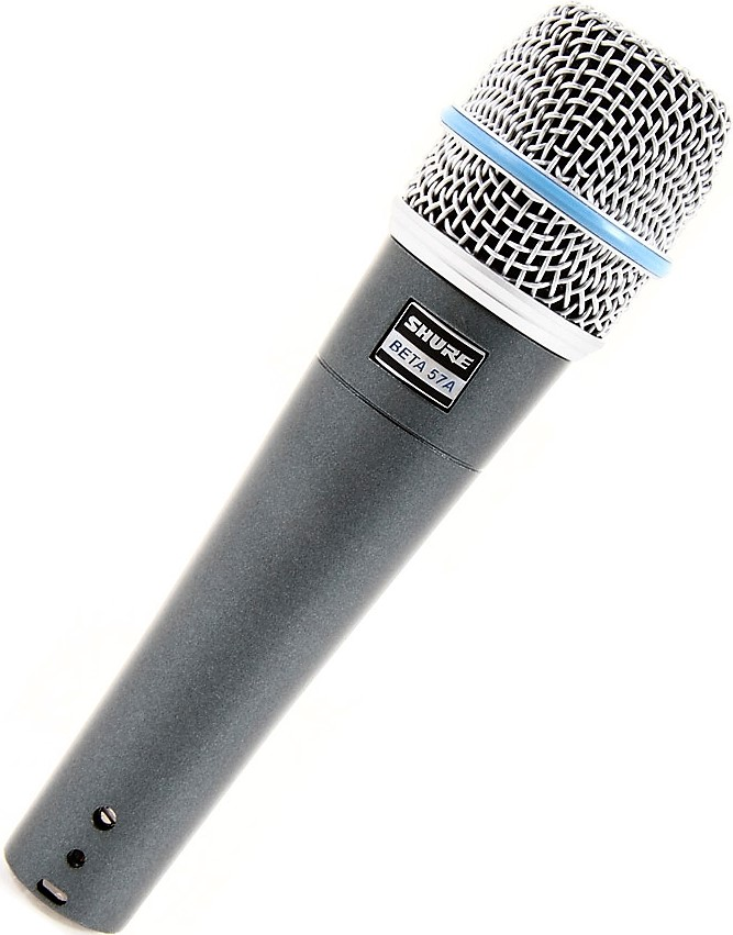 Location micro - SHURE - BETA 57 A - PARIS